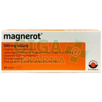 Magnerot 50 tablet