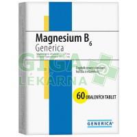 Magnesium B6 60 tablet Generica