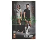 Maxis RELAX-lýtková 280 DEN s bavlnou vel.L černá