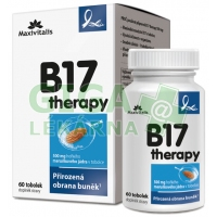 Maxivitalis B17 therapy 500mg 60 tobolek