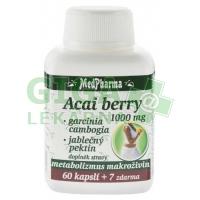 MedPharma Acai berry 1000mg+Garcinia 67 kapslí