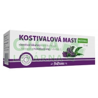 MedPharma Kostivalová mast NATURAL 75ml