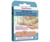 MedPlaster Náplasti na odstraňování kuřích ok 8ks