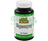 Mega Enzymy tbl.90 Natural Factors
