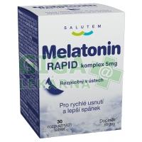 Melatonin Rapid komplex 5mg ODT tbl.30 (pod jazyk)