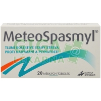 Meteospasmyl cps.20x60mg