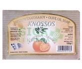 Mýdlo Olivové s pomerančem 100g Knossos