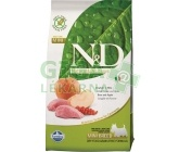 N&D Grain Free Dog Adult Mini Boar & Apple 2,5kg