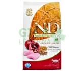 N&D Low Grain Cat Neutered Chicken & Pomegranate 0,3kg