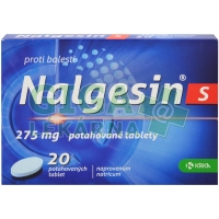 Nalgesin S 20 tablet