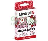 Náplast Medrull dětská KIDS Hello Kitty 10ks