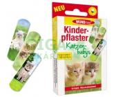 Náplast WUNDmed Kinder 10ks Kočička