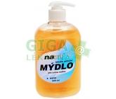 Nasil přírodní tekuté mýdlo s nanostříbrem 500 ml