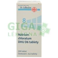 Natrium chloratum DHU 200 tablet D6 (No.8)