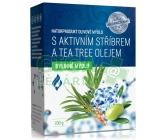Naturprodukt oliv.mýdlo s akt.stříbrem a tea tree  100 g