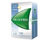 Nicorette Classic Gum 2mg orm.gum.mnd.105x2mg