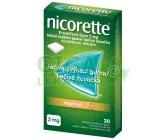 Obrázek Nicorette Freshfruit Gum 2mg 30 žvýkaček