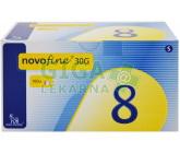 Novofine jehly TM 100ks 30Gx8mm