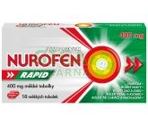 Nurofen Rapid 400mg cps.mol.10