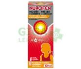 Nurofen pro děti 4% pomeranč 40mg/ml por.sus.100ml