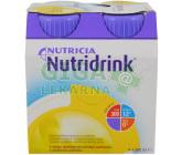 Nutridrink s příchutí vanilkovou por.sol.4x200ml