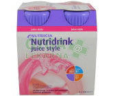 Nutridrink Juice Style jahoda por.sol.4x200ml Nový
