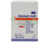 Obin.elast.Idealast-haft color 8cmx4m/1ks červená