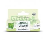 Olivenöl balzám na rty s mátovým olejem 5g