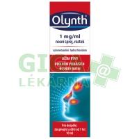 Olynth 0,1% nosní sprej 10ml