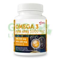 Omega 3 Rybí olej 1000mg EPA330mg/DHA220mg cps.60