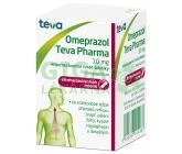 Obrázek Omeprazol Teva Pharma 10mg 28 kapslí