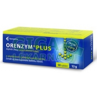 Orenzym Plus 50 tablet