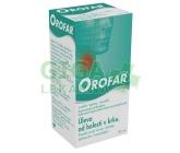 Orofar 2mg/ml+1.5mg/ml orm.spr.sol.1x30ml+apl CZ