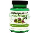 Ostropestřec forte + curcumin Galmed cps 60