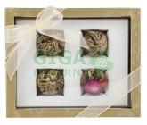 OXALIS Adikia zlatá - set kvetoucích čajů