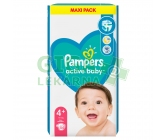 Pampers Active Baby VPP 4+ Maxi Plus 54ks