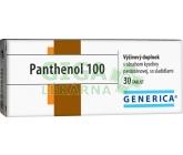Panthenol 100 Generica tbl.30