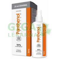 Panthenol 10% Swiss PREMIUM spray 150+25ml