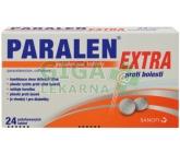 Obrázek Paralen Extra proti bolesti 24 tablet