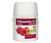 PargaVit Vitamin C malina tbl.90