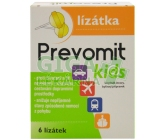 Prevomit Kids lízátka 6ks