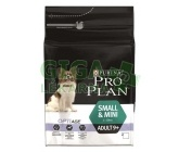 PRO PLAN Dog Adult Small&Mini 9+ 7kg
