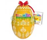 RAKYTNÍČEK+ želatinky 50ks žluté vejce 2020