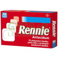 Rennie žvýkací tablety 48