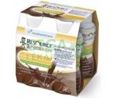 Resource Junior Fibre Kakao por.sol.4x200ml