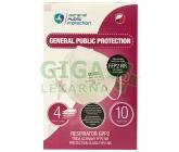 Respirátor GPP2 (tř.ochrany FFP2 NR)10ks