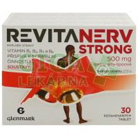AKČNÍ SET: Revitanerv Strong 2+1 = 60+30 tablet