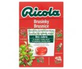RICOLA Brusinky - Cranberry 40g bez cukru