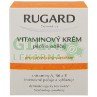 Rugard vitaminový krém 50ml