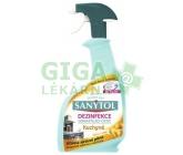 SANYTOL čistič Kuchyně desinfekce 500ml
